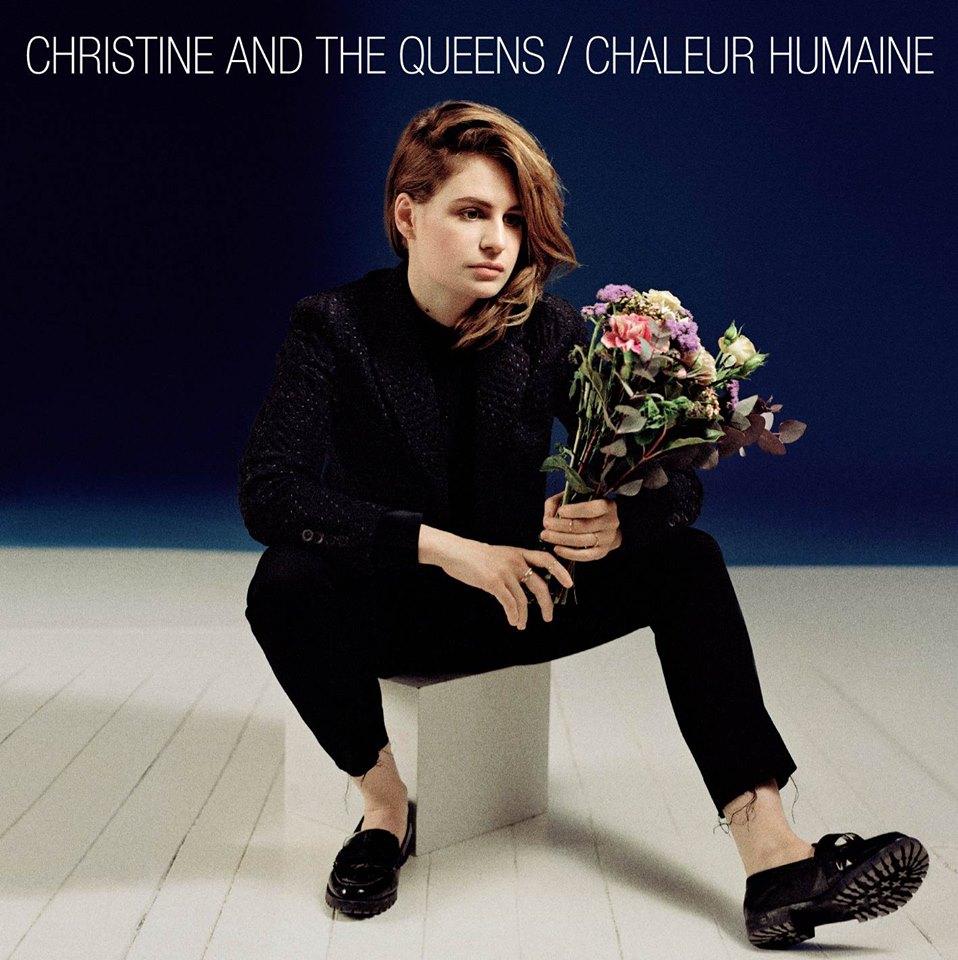 Couverture album Chaleur Humaine de Christine and The Queens chez Because musique chanteuse