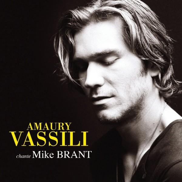 Amaury Vassili Mike brant reprise cover musique album nouveauté