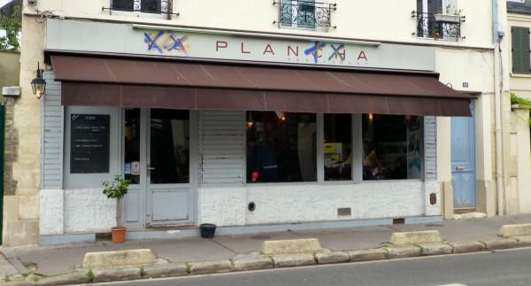 Plantxa restaurant Juan Arbelaez Top Chef 2012 Pablo Naranjo Boulogne billancourt critique avis bistro