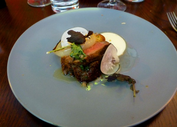 Plantxa restaurant Juan Arbelaez Top Chef 2012 Pablo Naranjo Boulogne billancourt viande Veau Pucelle anchois