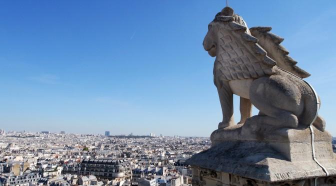 Le Samsung NX Mini, compact et malin, passe le test de la plus belle vue de Paris