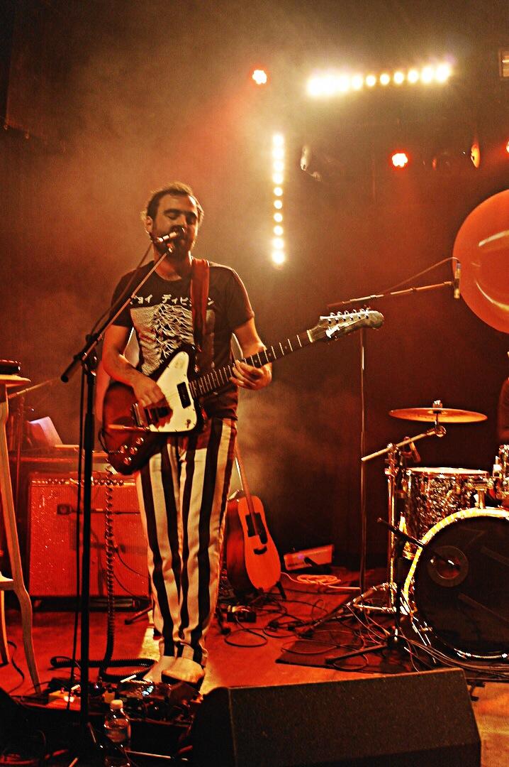 Selim Joseph Chedid concert live release party club Badaboum paris album Maison Rock musique photo by Joël Clergiot Blog United States of Paris