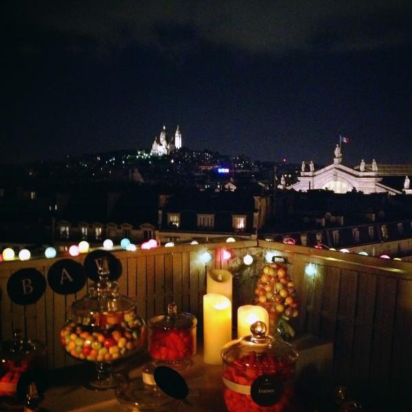 Snap Event organisation de soirée site web paris new trendy service vue traiteur