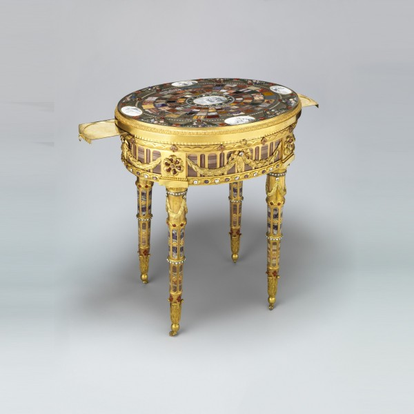 Table-de-Teschen-de-Johann-Christian-Neuber-mosaïque-de-pierres-dures-Tous-Mécènes-Musée-du-Louvre-Paris-photo-de-Philippe-Fuzeau
