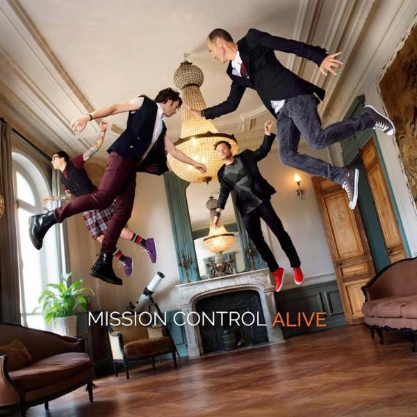 Mission Control album Alive David Hallyday Olivier Freche Fabrice Ach Pierre Belleville musique évènement