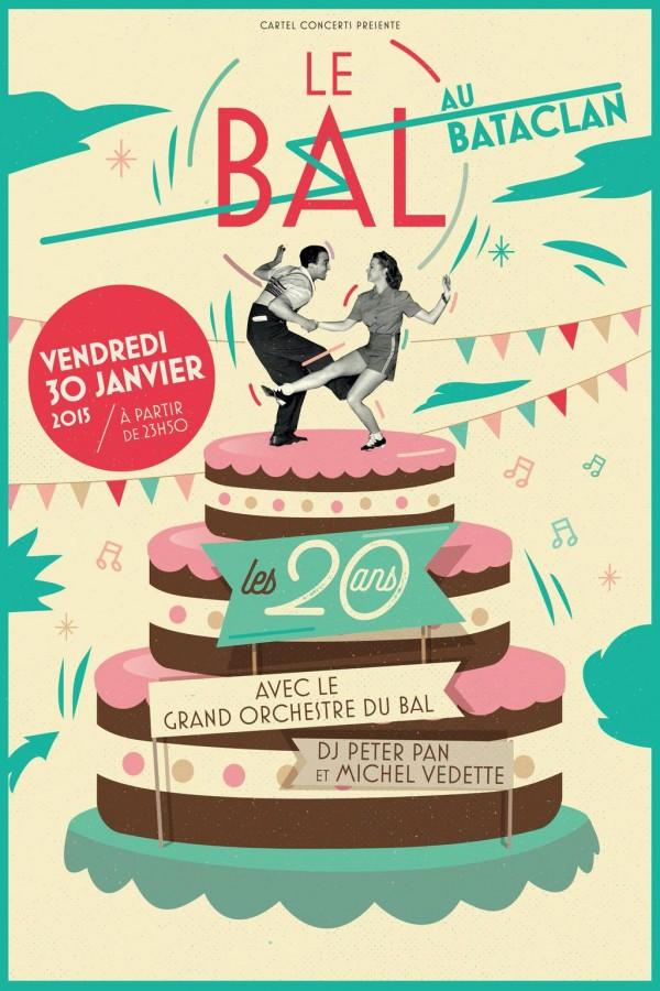 Le bal de Montmartre fête ses 20 ans au Bataclan
