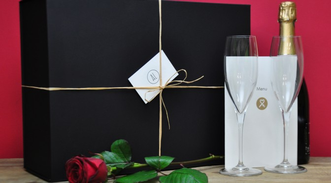 BOX FOOD'AMOUR : menu express & chic pour votre Saint-Valentin