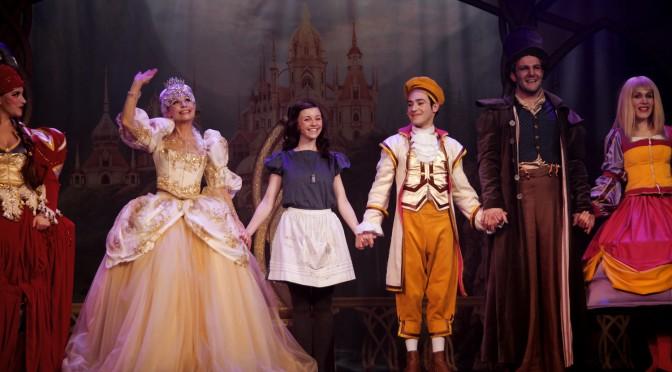 LA PETITE FILLE AUX ALLUMETTES épopée musicale @ Théâtre de la Renaissance
