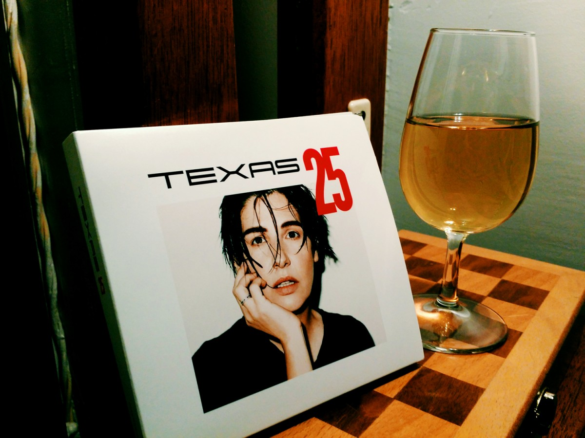 Nouvel album Texas 25 new good music good french wine rencontre bloguers avec Sharleen Spiteri chanteuse PIas France photo by United States of Paris blog