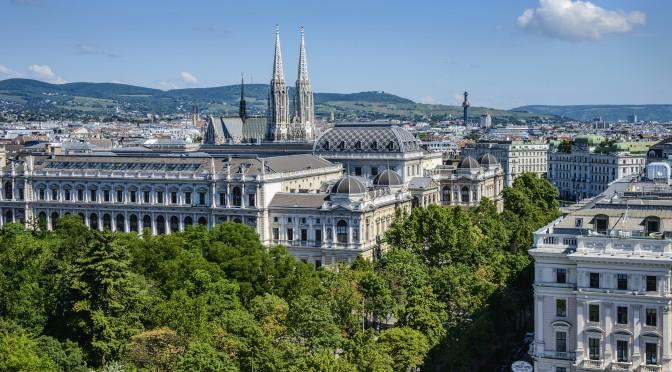 VIENNE s'invite place du Palais Royal pour une expérience 360°