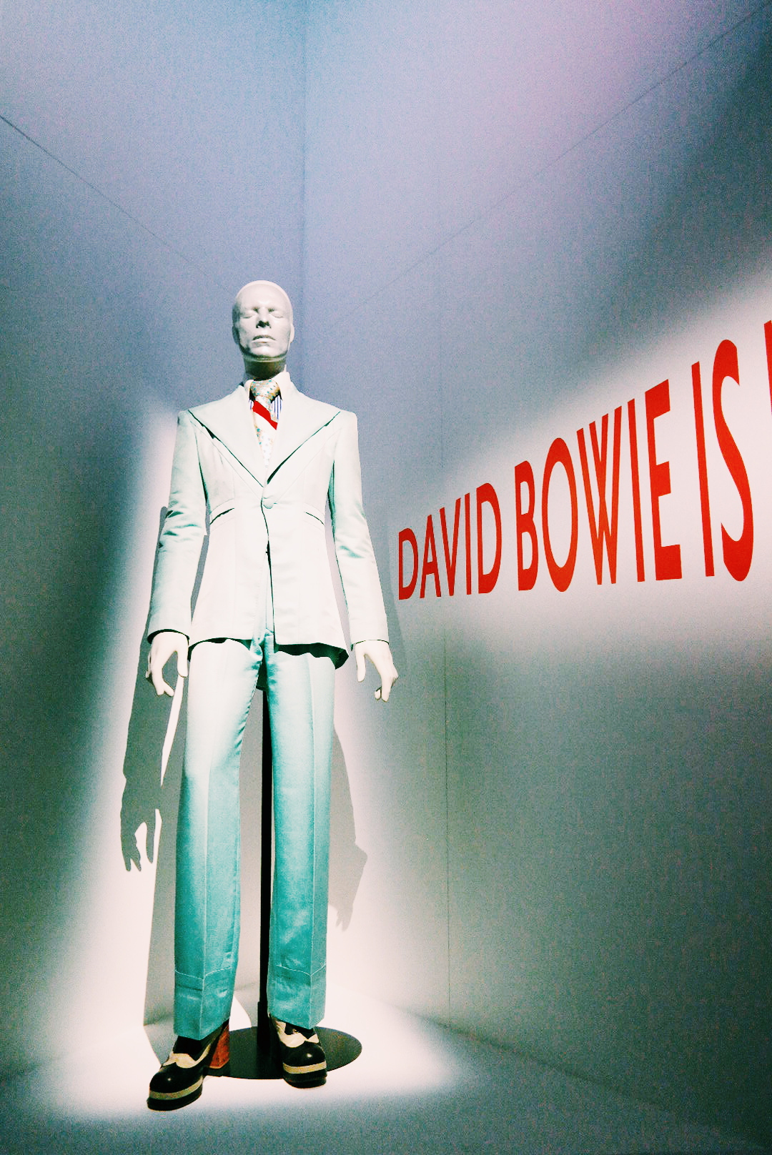 Courtesy of The David Bowie Archive - Victoria and Albert Museum