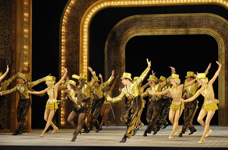 © Théâtre du Châtelet - Marie-Noëlle Robert
