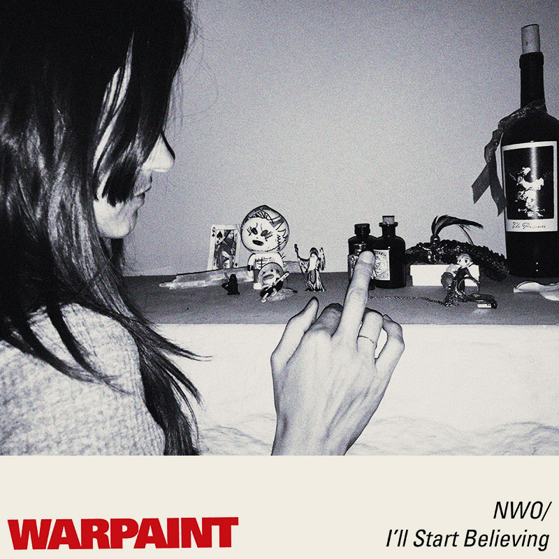 Warpaint no way out I ll start believing new track nouveau titre music band