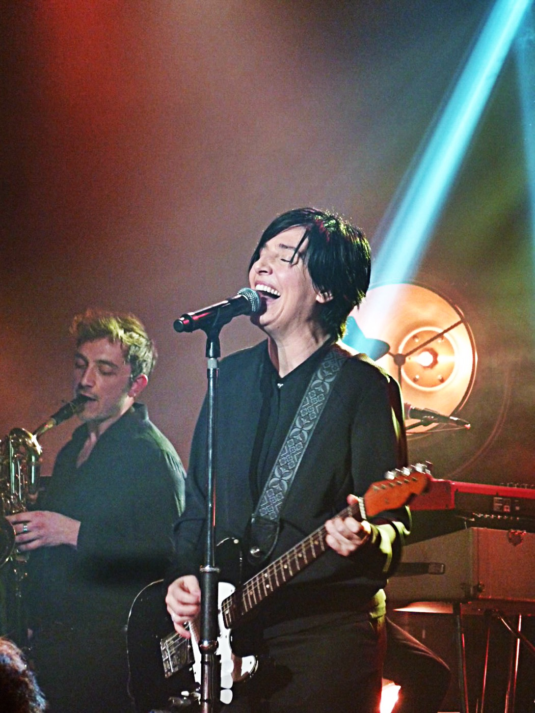 Alcaline Sharleen Spiteri groupe Texas band live concert Le Trianon Paris émission musicale 30 avril 2015 france 2 Texas 25 photo by United States of Paris blog