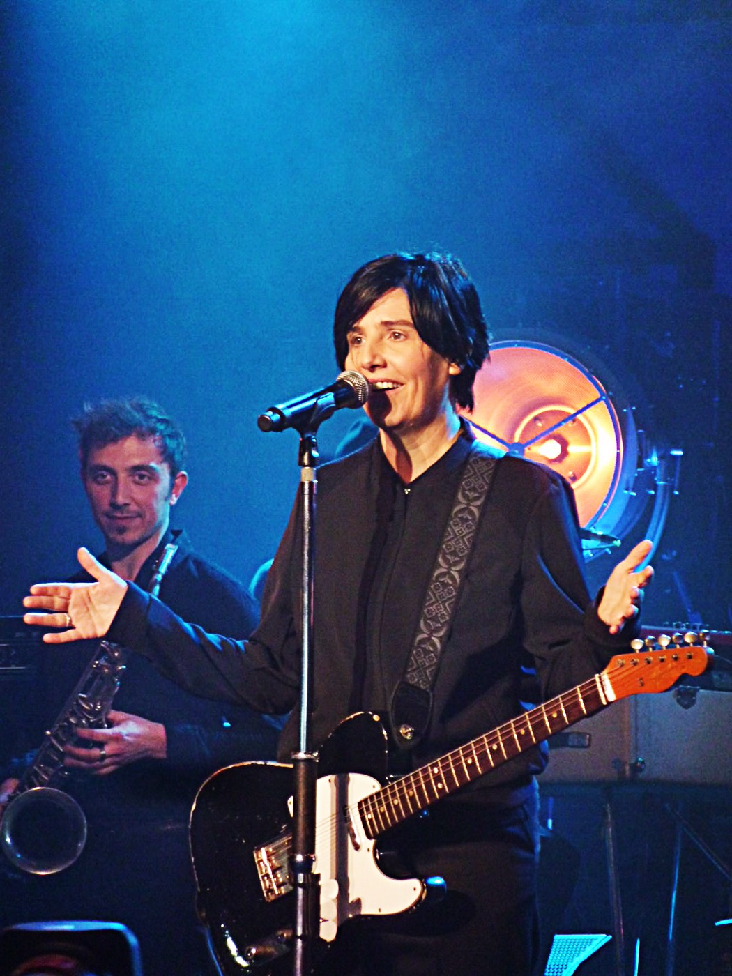 Alcaline groupe Texas band Sharleen Spiteri live concert Le Trianon Paris émission musicale 30 avril 2015 france 2 Texas 25 photo by United States of Paris blog