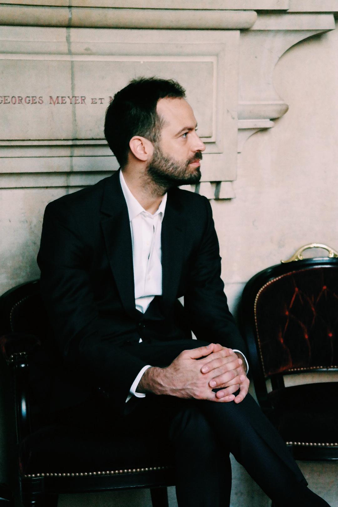 Benjamin Millepied, directeur du ballet de l'Opéra de Paris