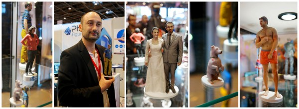 Foire de Paris 2015 porte de versailles exposants photo figurine impression 3d statuette coup de coeur adrelanine fun découverte icicestfoiredeparis photo by blog United States of paris