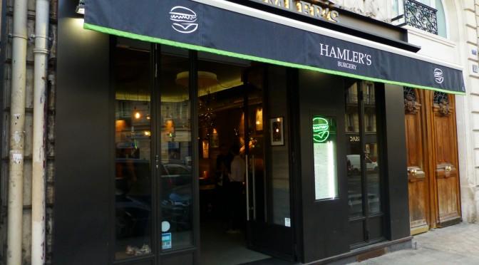 Hamler's Burgery : 110 ans d'art du burger Rue Monge