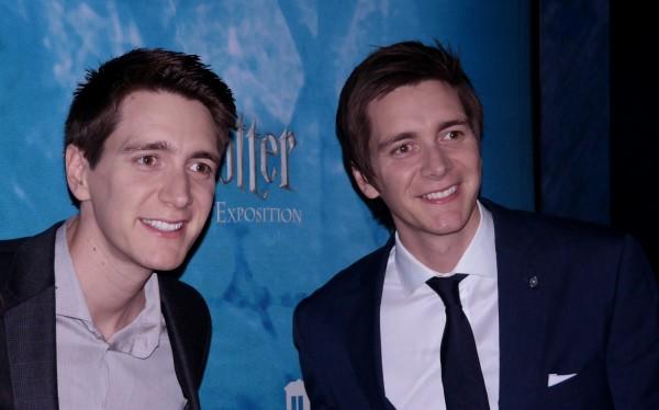 Harry Potter expo exposition paris cité du cinéma james oliver phelps critique avis Photo By United States of Paris