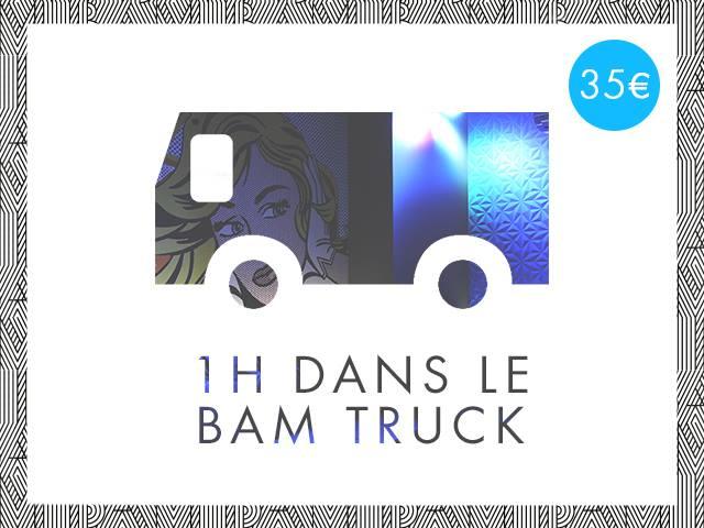KissKissBankBank Le Bam Truck la première salle de karaoké sur roues proche de chez toi appel à contributions crowdfunding Bam Karaoké Box par Arnaud Studer bon plan tarif réduit réduction