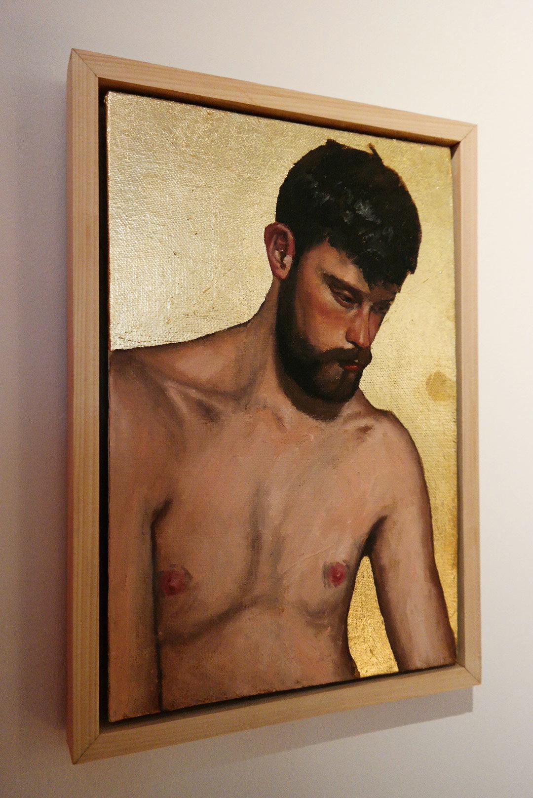 François (autoportrait), 2015, François Malingrëy