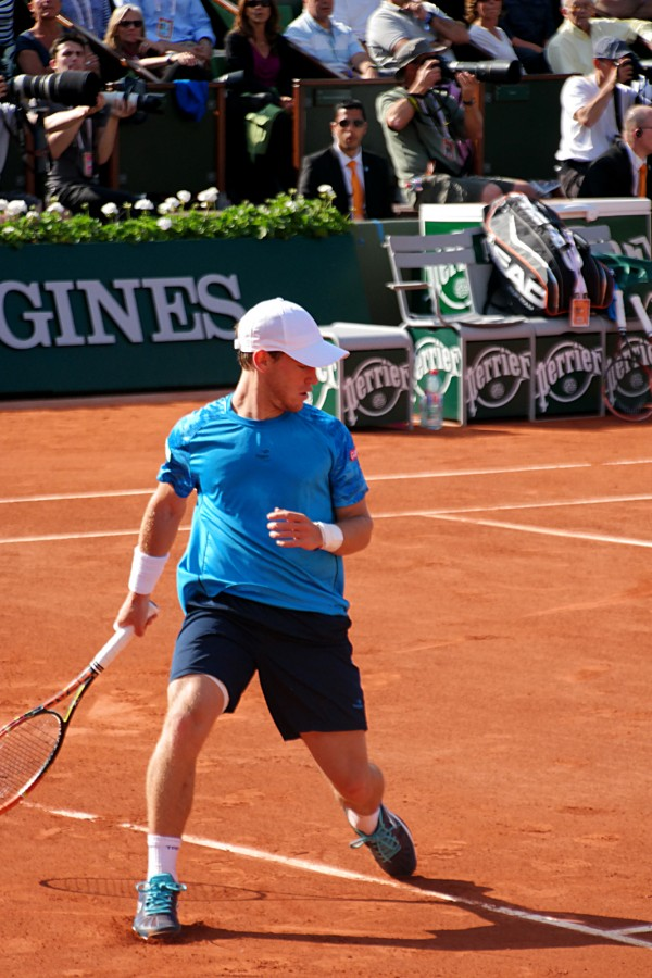 Roland Garros 2015 tournoi tennis Priceless Mastercard Diego Schwartzman grand chelem France Porte Auteuil court Chatrier sport photo by United States of Paris