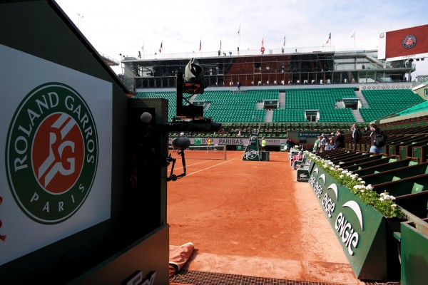 Roland Garros 2015 tournoi tennis Priceless Mastercard grand chelem France Porte Auteuil sport court Chatrier joueur photo by United States of Paris