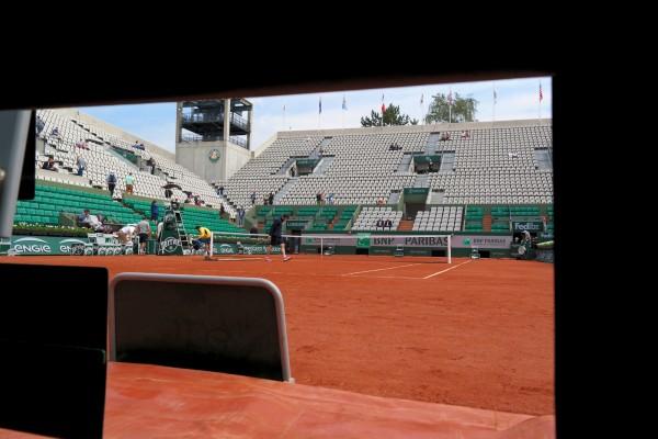 Roland Garros 2015 tournoi tennis Priceless Mastercard grand chelem France Porte Auteuil sport meutrière court son balle photo by United States of Paris