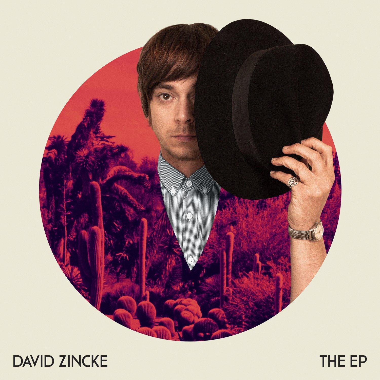 Cover_The_EP_David_Zincke_musique_singer_capitol_music_album