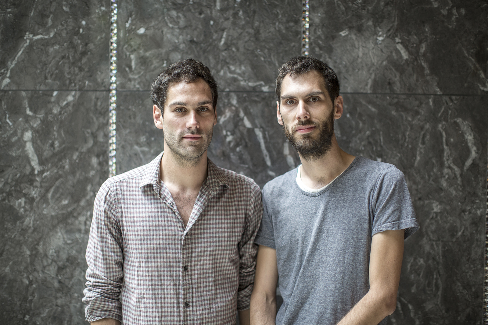 Florent et Romain Bodart lauréats ATA 2015 (musique à l'image) photo by Jean-Brice Lemal