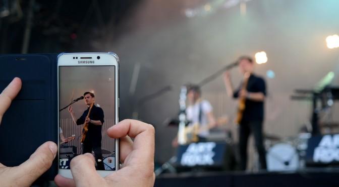 Le Galaxy S6 Edge passe le test dans les rues de Londres