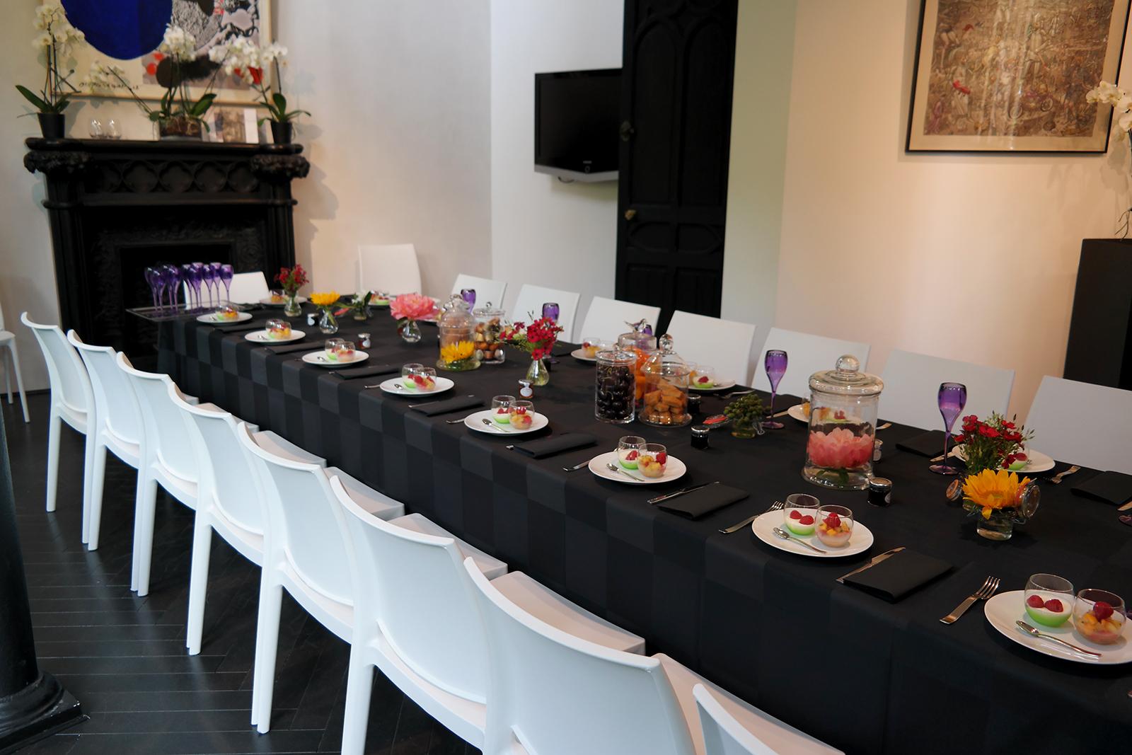 Jardin bistronomique un crin ph m re pour brunch et for Diner dans un jardin paris
