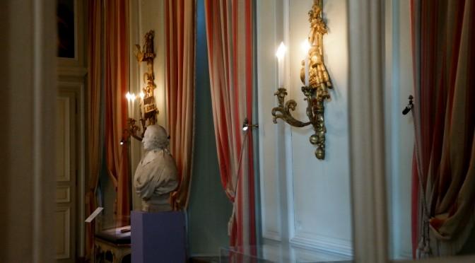 De Versailles au Château de la Motte Tilly : à la rencontre de l'abbé Terray