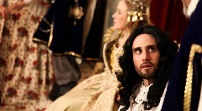 Le Dernier Bal de la Reine : pièce de théâtre interactive – expérience inédite & CAPTIVANTE