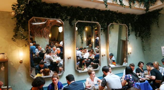 OBER MAMMA : le goût authentique de l'Italian food aguiche Oberkampf !