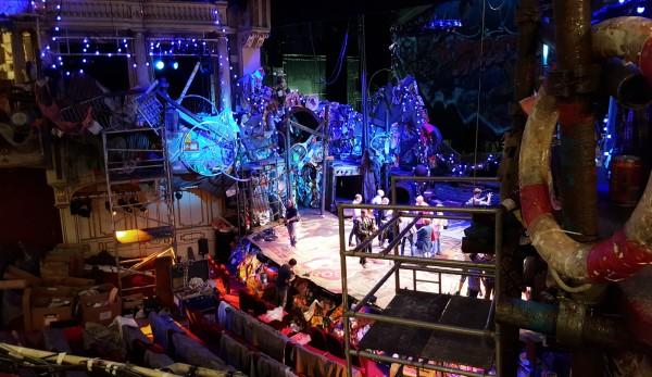 Cats le musical Théâtre Mogador comédie musicale décor création salle photo by united states of paris blog