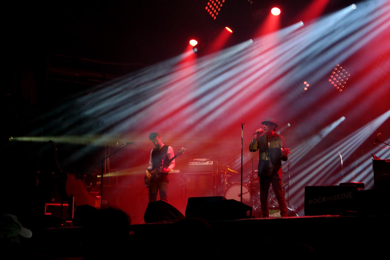 Christophe Miossec live Rock en Seine 2015 festival concert tournée france photo scène united states of paris blog