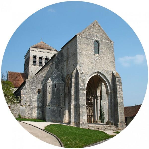 Eglise de Saint Loup de Naud Seine et Marne création Marco Polo un voyage musical En Chordais et Constantinople Festival Ile de France édition 2015