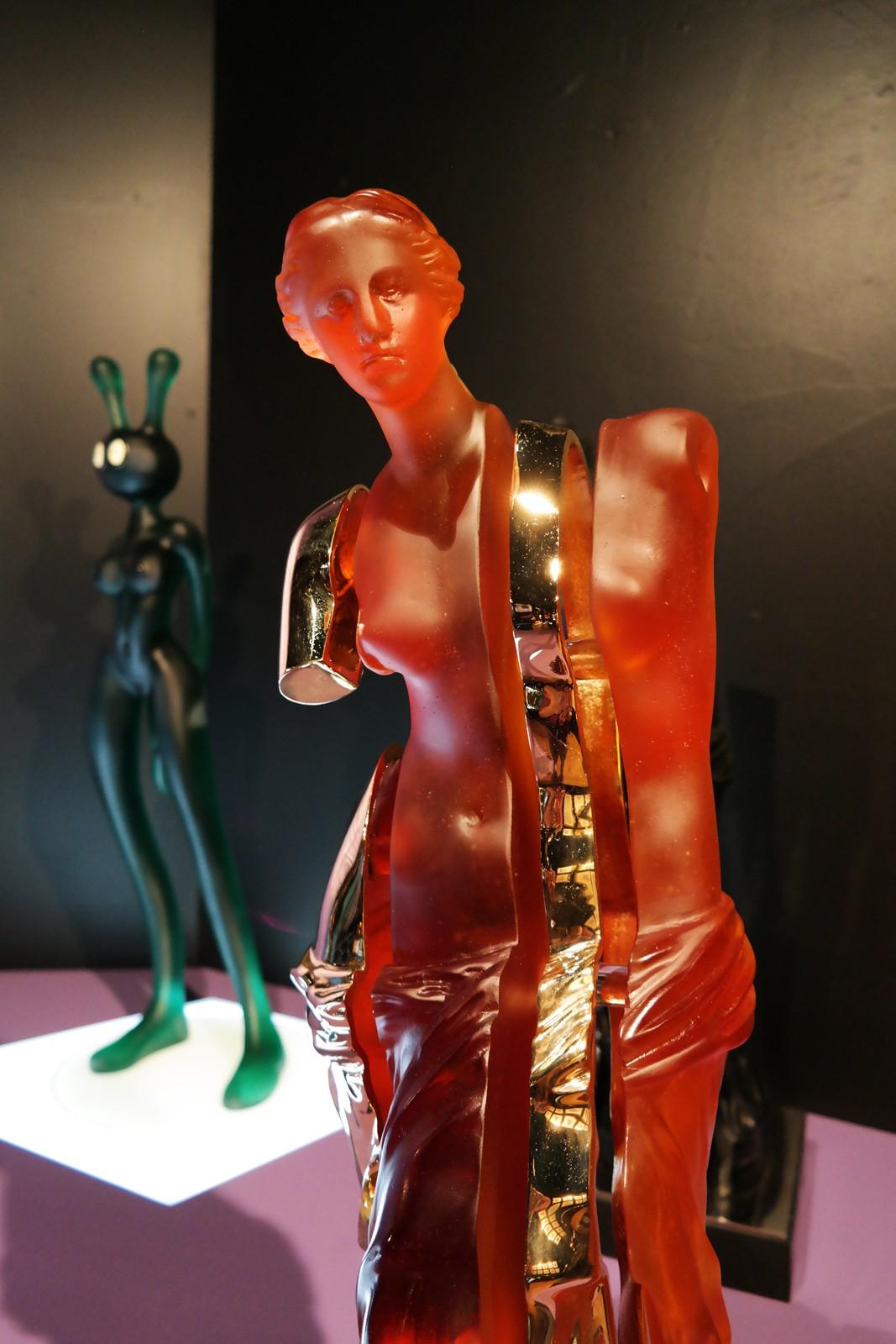 L'âme de Vénus, 2009, Arman