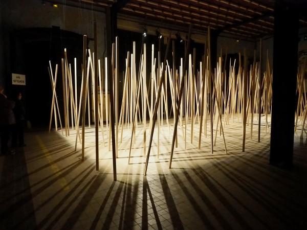 Nuit Blanche 2015 Paris programme art expo exposition parcours Zimoun photo by united States of Paris