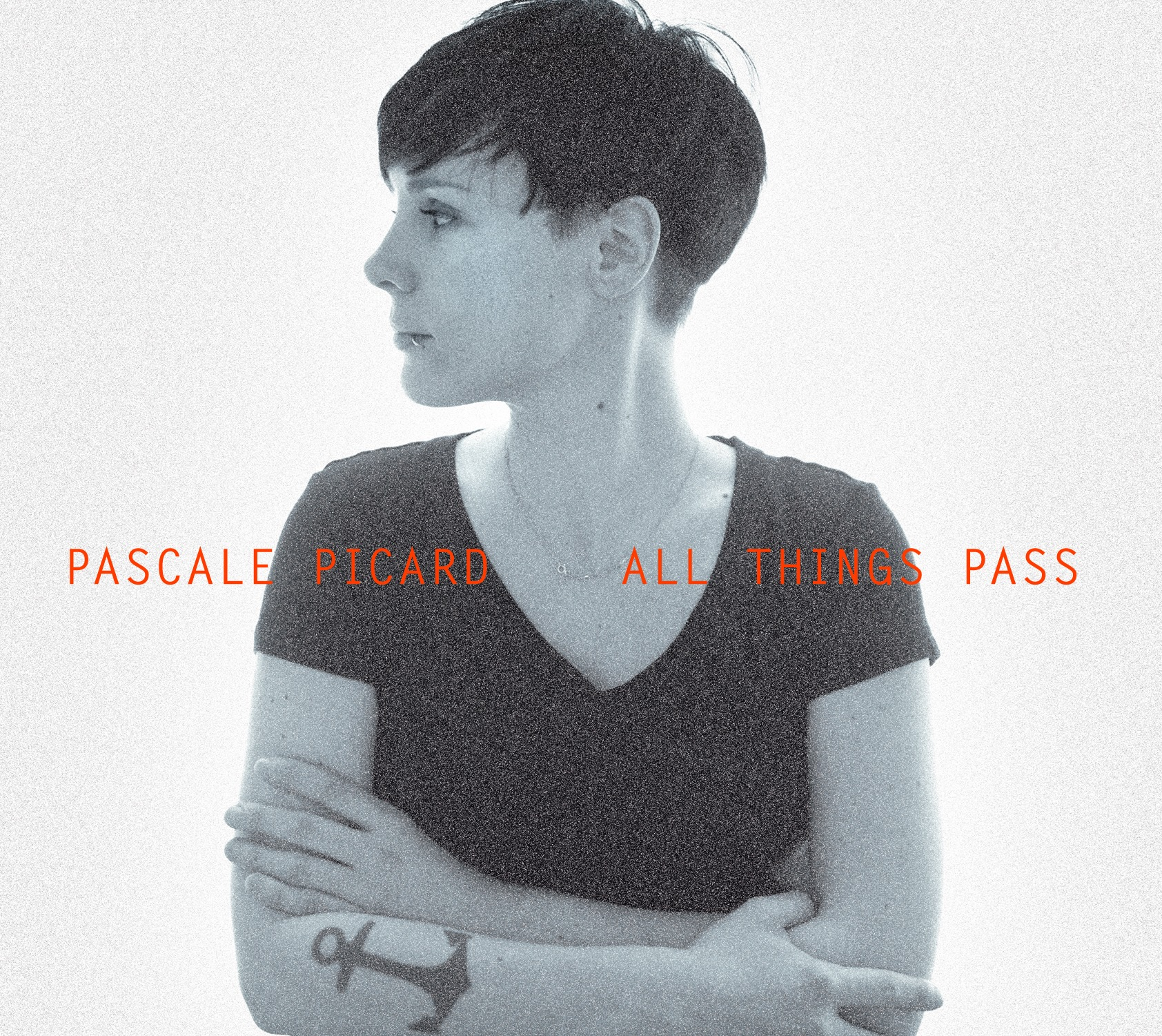 Pascale picard nouvel album All Things Pass Simone Records Zamora Label concert france et paris