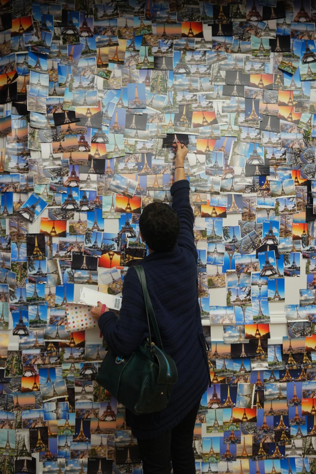 Postcards, Hans-Peter Feldmann