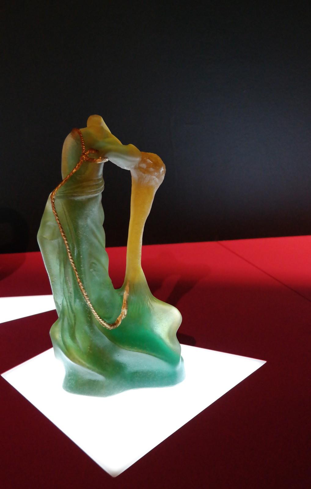 Vénus de Milo hystérique, 1983, Salvador Dali