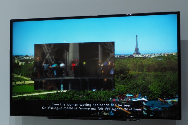 Canon Expo 2015 futur découverte Innovation capteur CMOS 250M 250 milions pixels pixel photo by United States of Paris