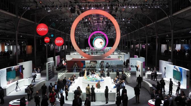 Canon Expo 2015 : très Haute Définition et innovations bluffantes !