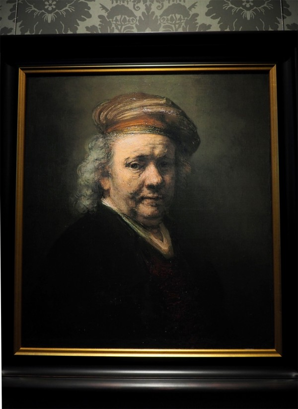 Canon Expo 2015 futur découverte Innovation impression relief Rembrandt Grande Halle villette photo by United States of Paris