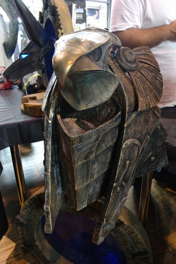 Comic Con Paris 2015 costume stargate film comics masque festival cosplay best of Grande Halle de la villette Photo by United States of Paris