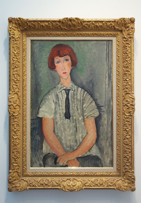 FIAC PARIS 2015 2015 Modigliani Grand Palais Paris international contemporary art fair Photo by United States of Paris