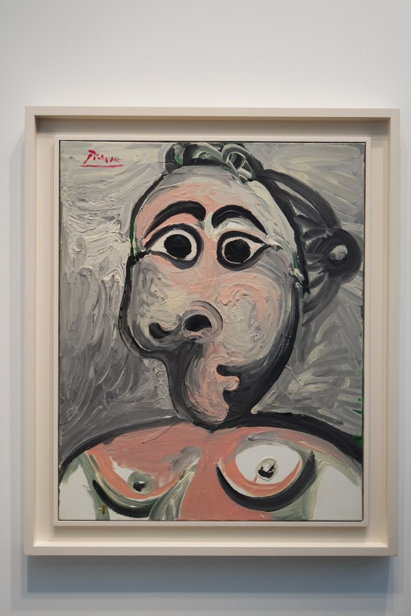FIAC PARIS 2015 2015 Pablo Picasso Grand Palais Paris international contemporary art fair Photo by United States of Paris