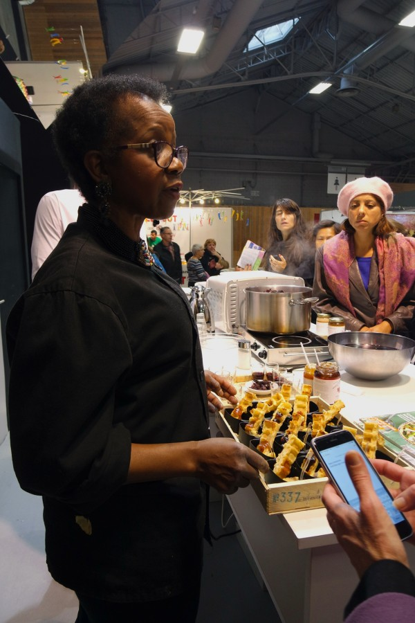 Foire automne 2015 Paris découverte évènement atelier culinaire afrofusion photo by United States of Paris